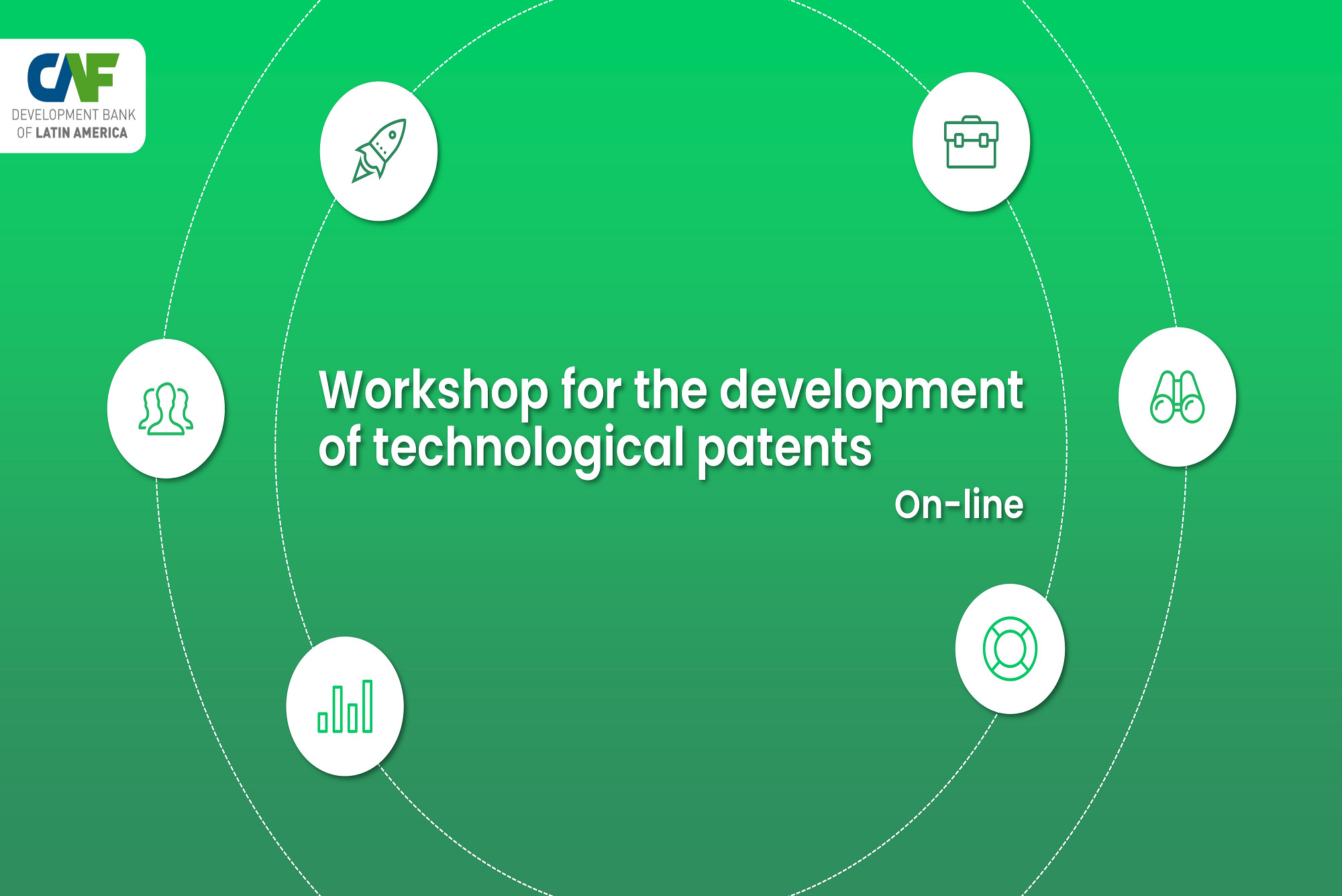 Workshop for the development of technological patents